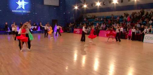 Международный фестиваль Зимняя Звезда 2014 – «Кубок Кенгуру»