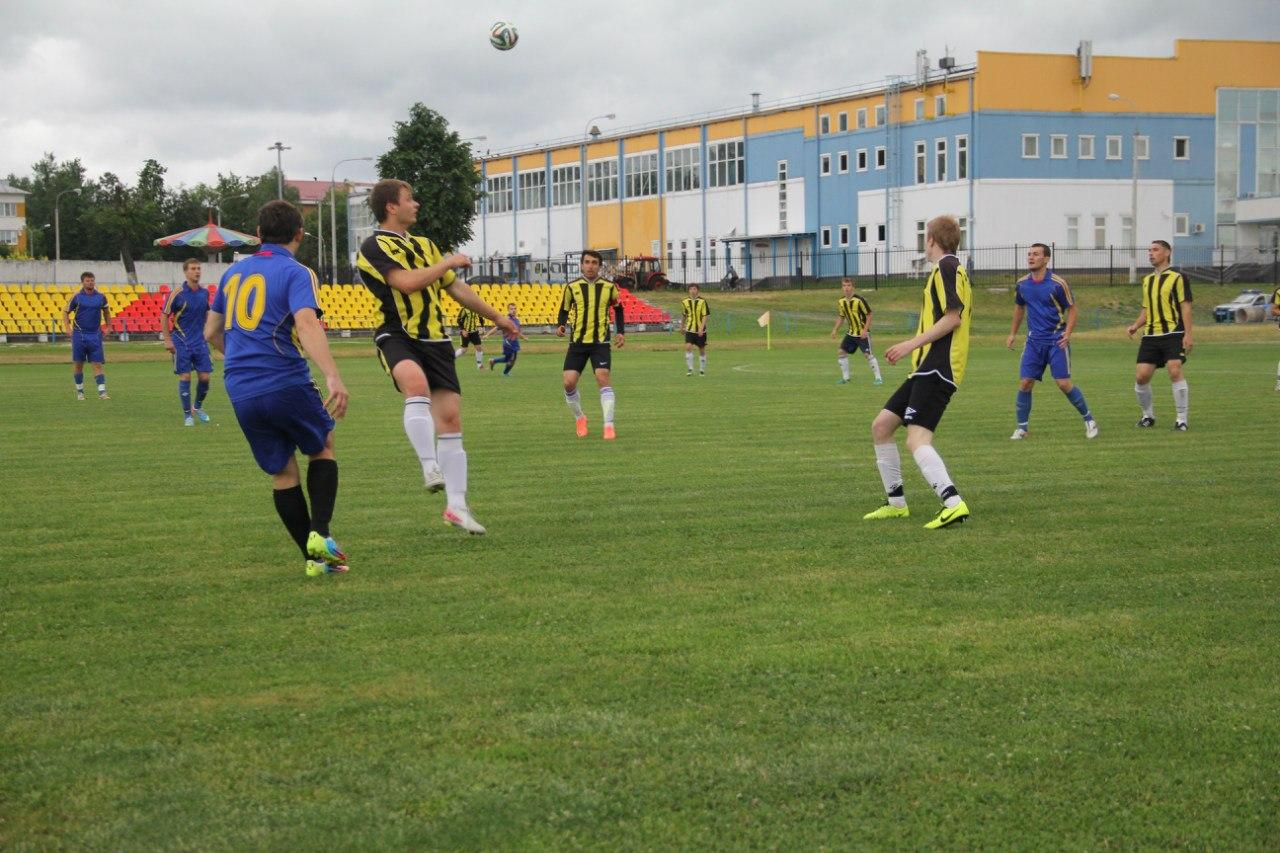 1 тур Первенства Московской области по футболу