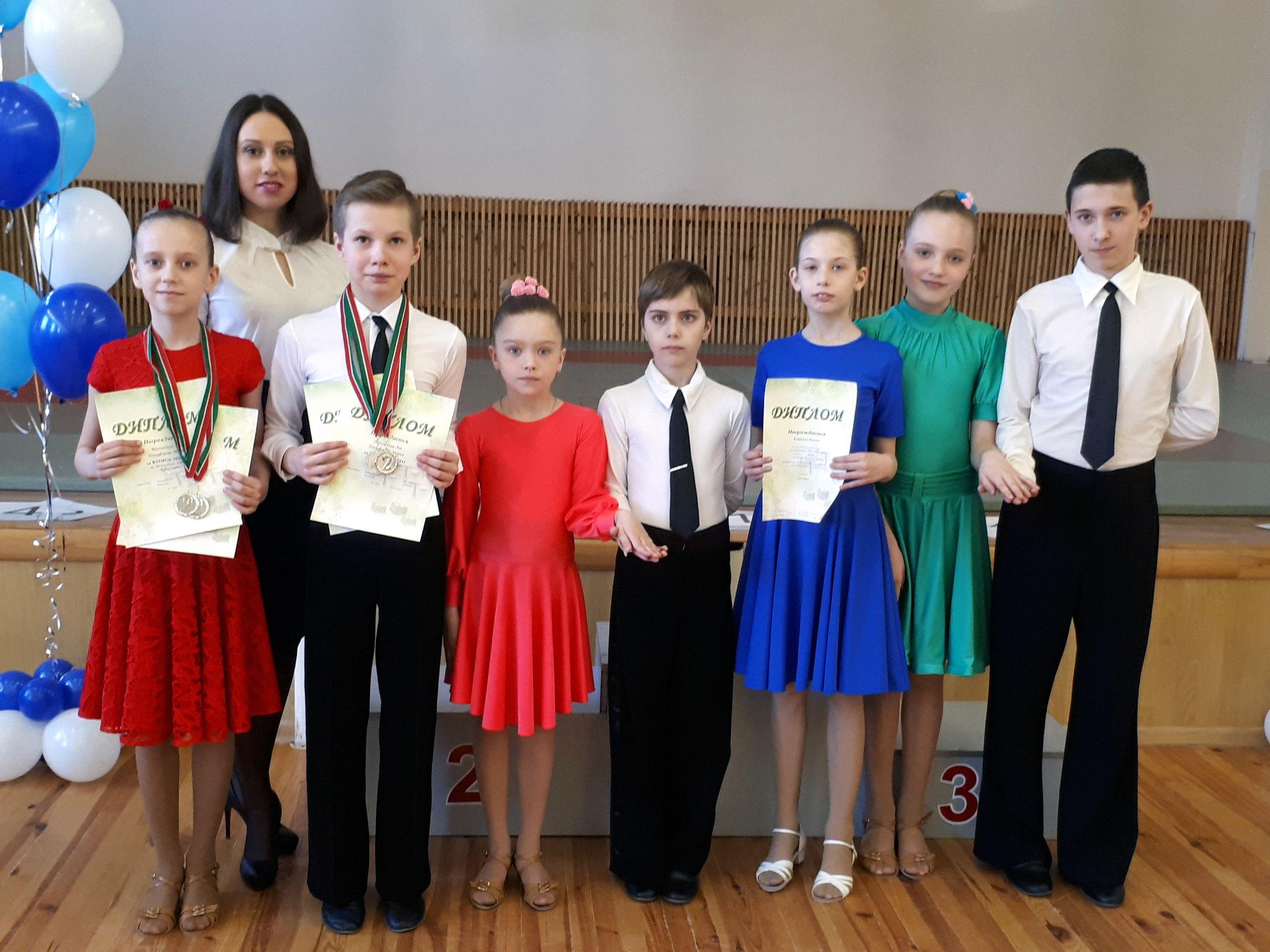 Турнир «Парад Надежд» г. Коломна 15 апреля 2017