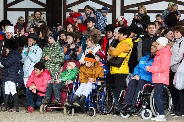 XII Открытый фестиваль по конному спорту  «Золотая осень» среди спортсменов с ограниченными возможностями