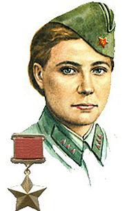 43 пробег памяти Героя Советского Союза  Зинаиды Самсоновой .