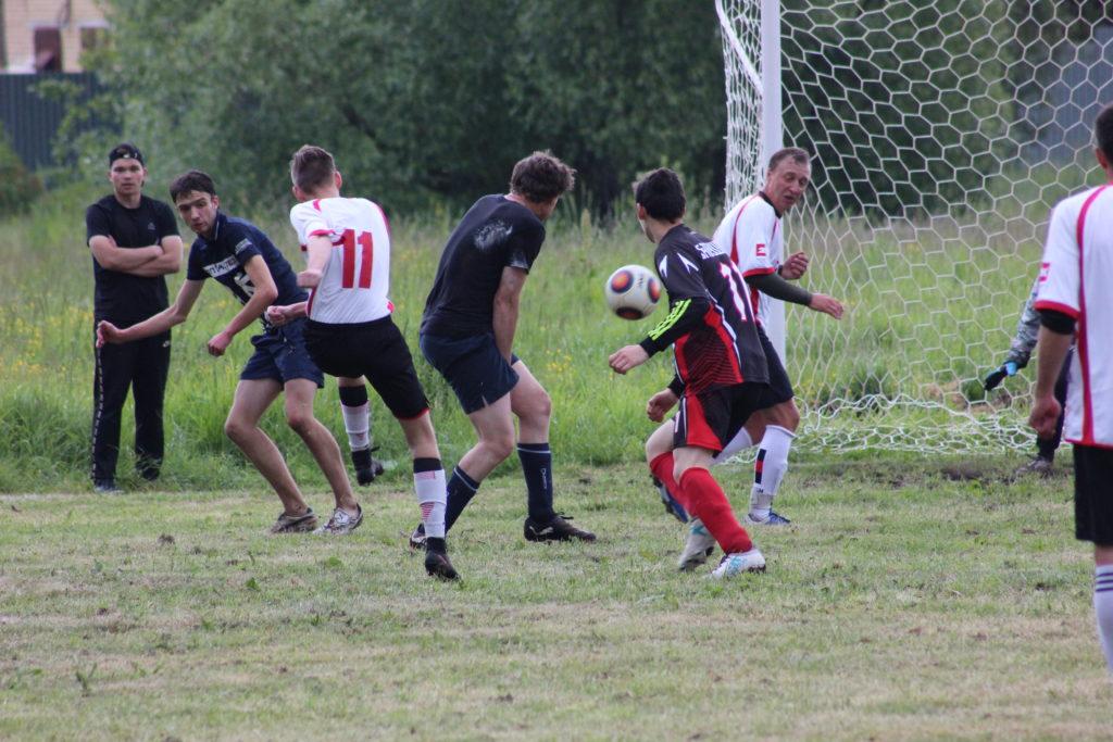 Первенство городского округа Егорьевск по футболу среди мужских команд