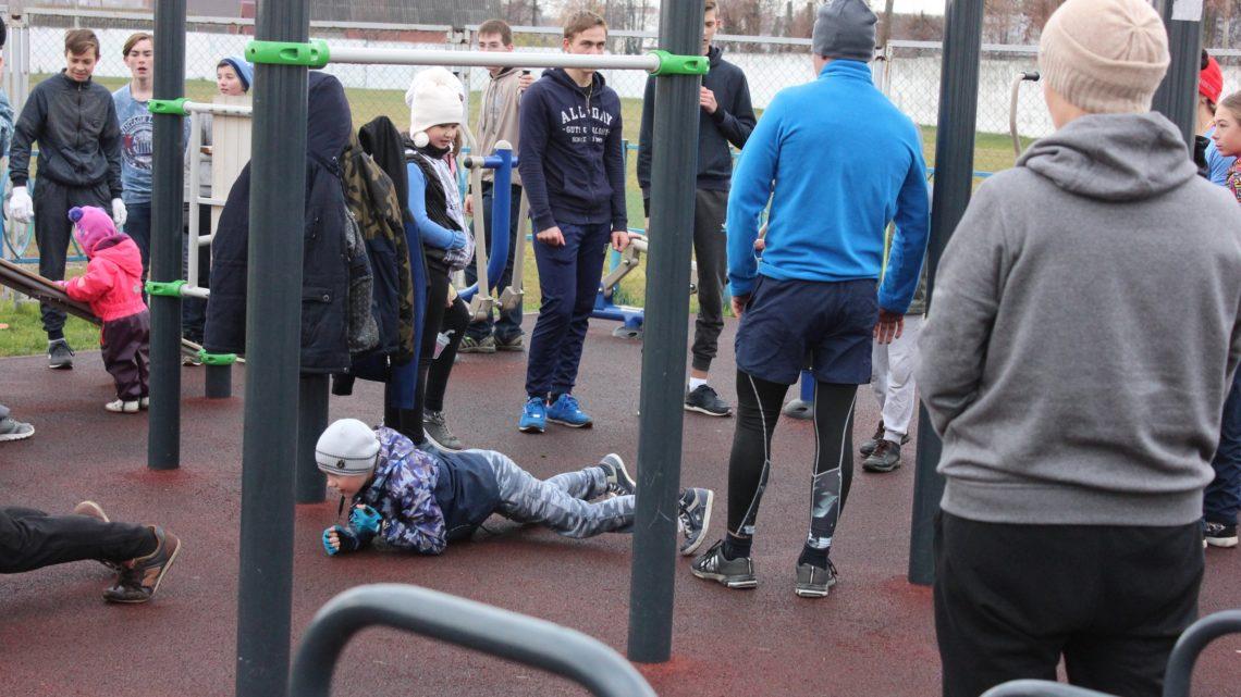 """Тренировочная программа """"100-дневный Workout"""""""
