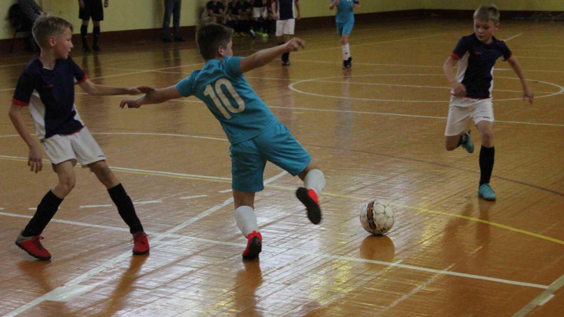 Первенство МО по мини-футболу среди детских команд