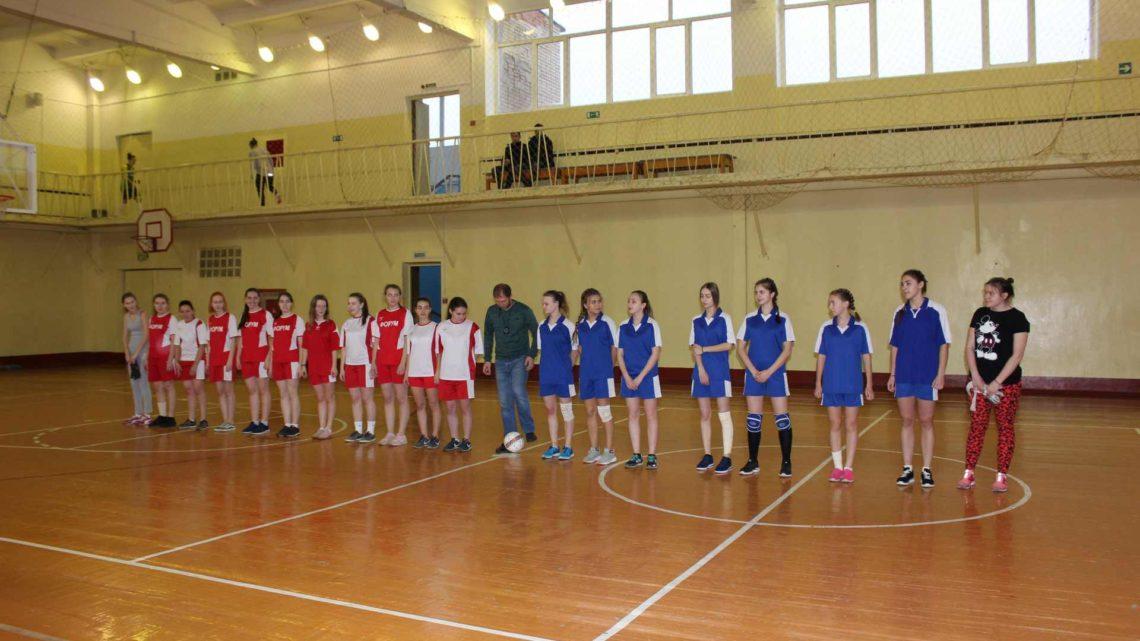 Турнир по мини-футболу среди девушек СУЗов, ВУЗов
