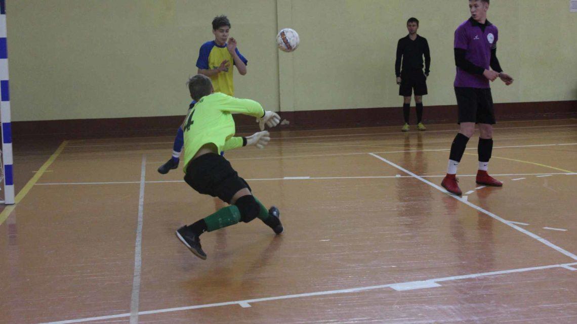 Первенство МО по мини-футболу среди Юношей