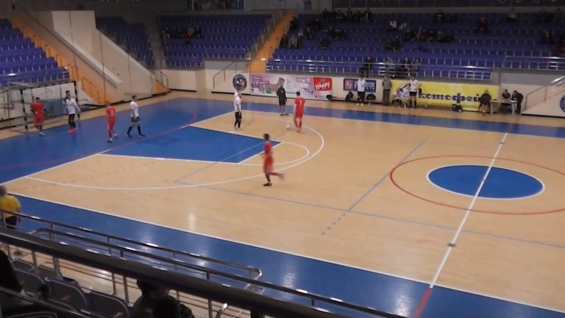 Первенство г.о. Егорьевск по мини-футболу. I дивизион