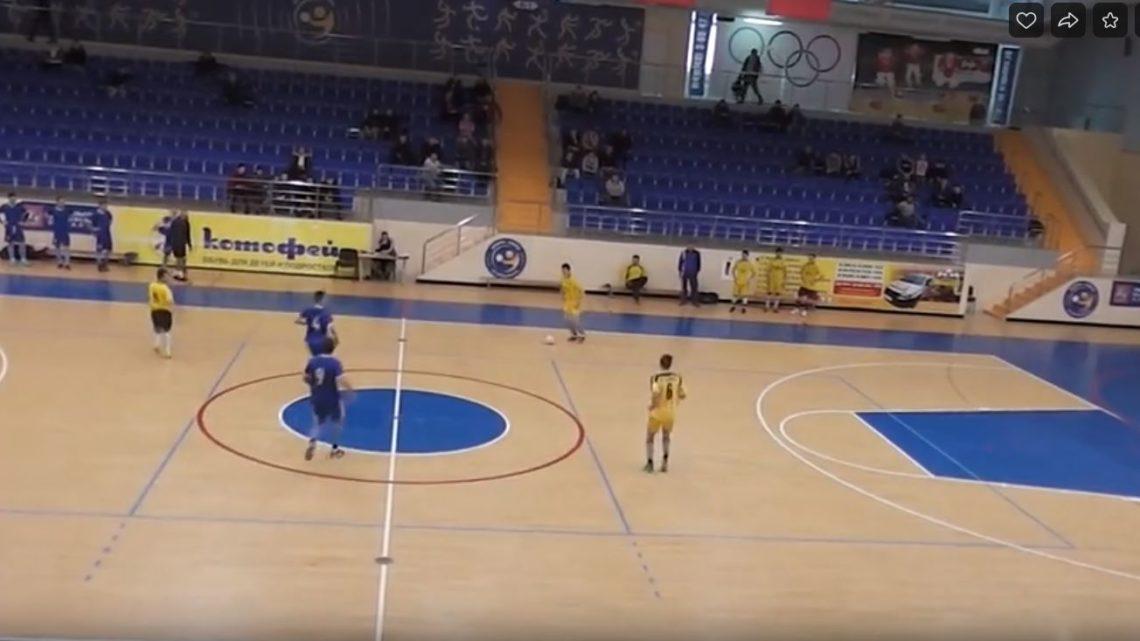 Первенство г.о. Егорьевск по мини-футболу среди мужских команд