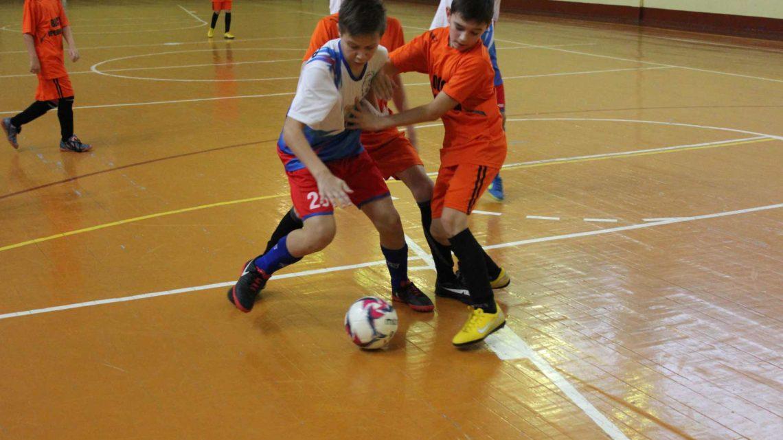 Первенство МО по мини-футболу (подростки)