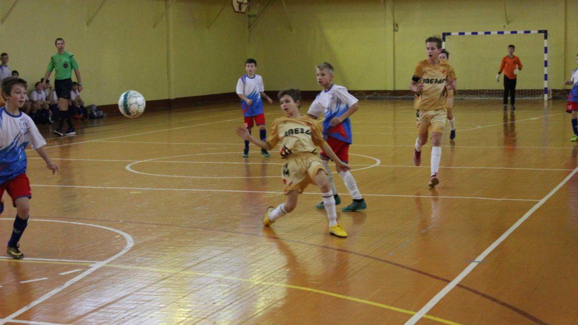 Первенство МО по мини-футболу среди подростков