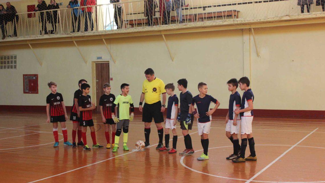 Первенство МО по мини-футболу среди детей