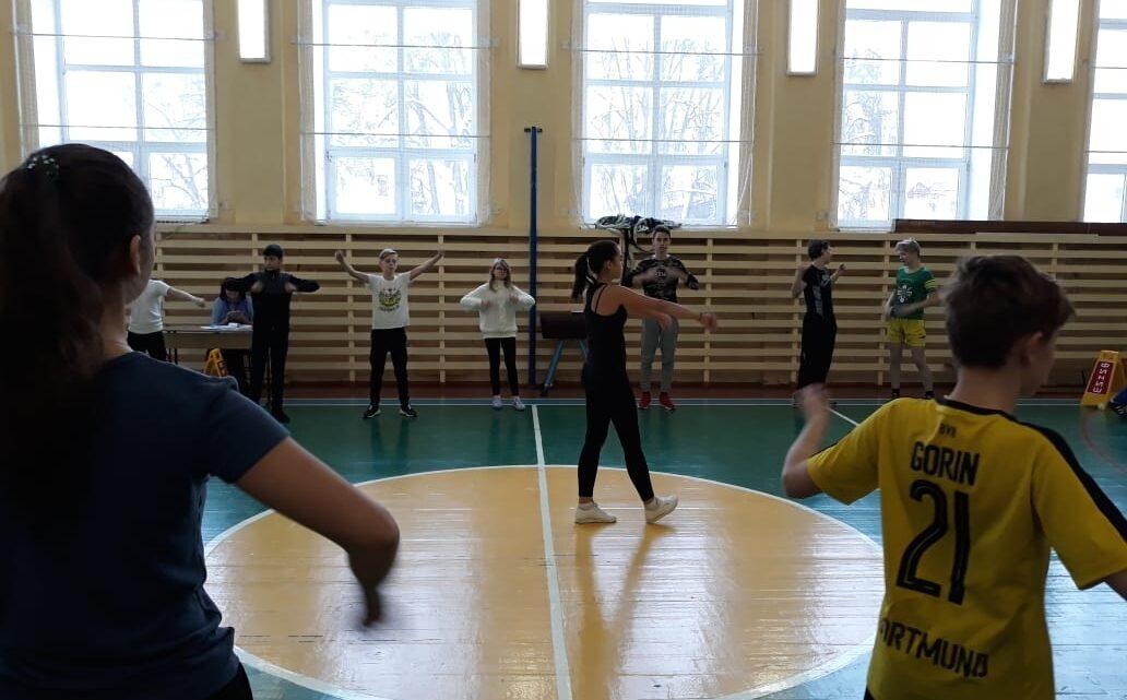 Фестиваль ВФСК ГТО среди общеобразовательных учреждений