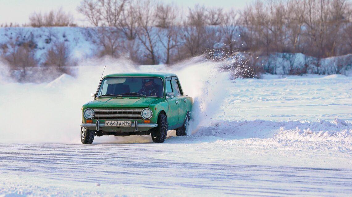 Чемпионат МО по ледовым гонкам. Первый этап