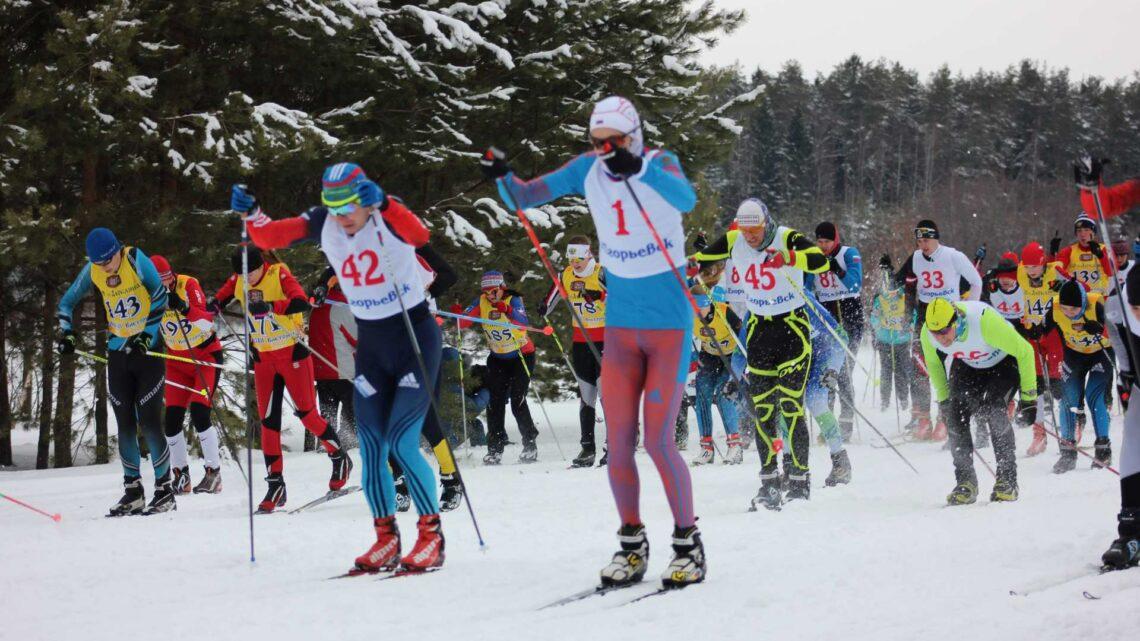 """Лыжный фестиваль """"Снежные узоры"""""""