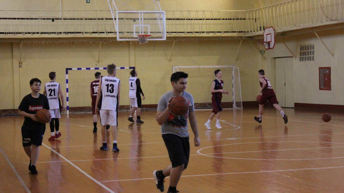 """Турнир по баскетболу посвященный """"Дню Защитника Отечества"""