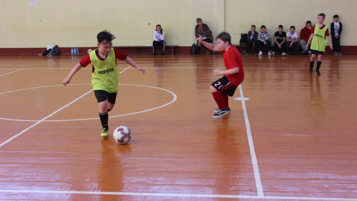 Турнир по мини-футболу среди сельских команд