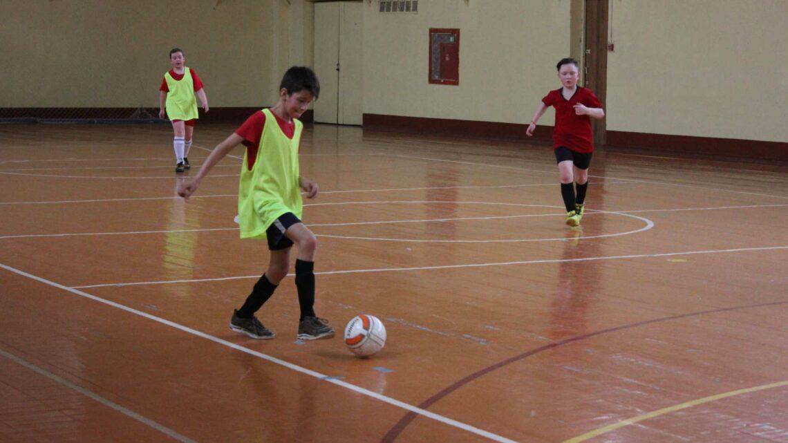 Турнир по мини – футболу среди сельских команд