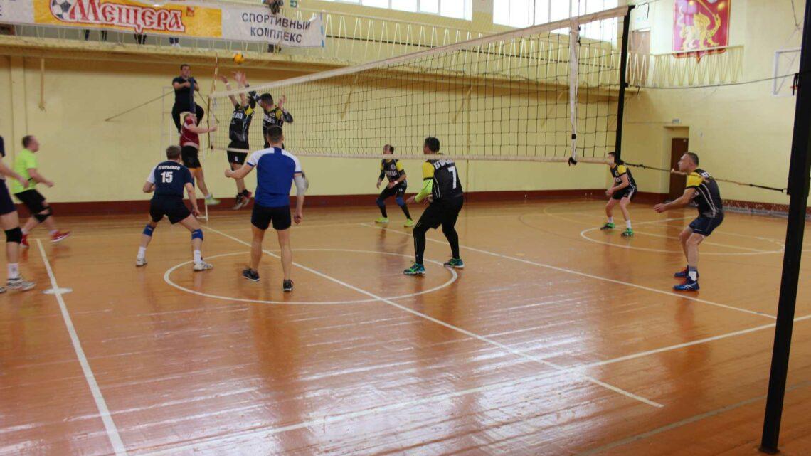 Открытое Первенство г.о.Егорьевск по волейболу среди мужских команд