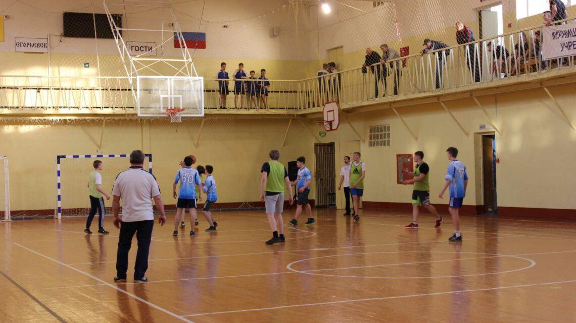"""Турнир по баскетболу """"Оранжевый мяч"""""""