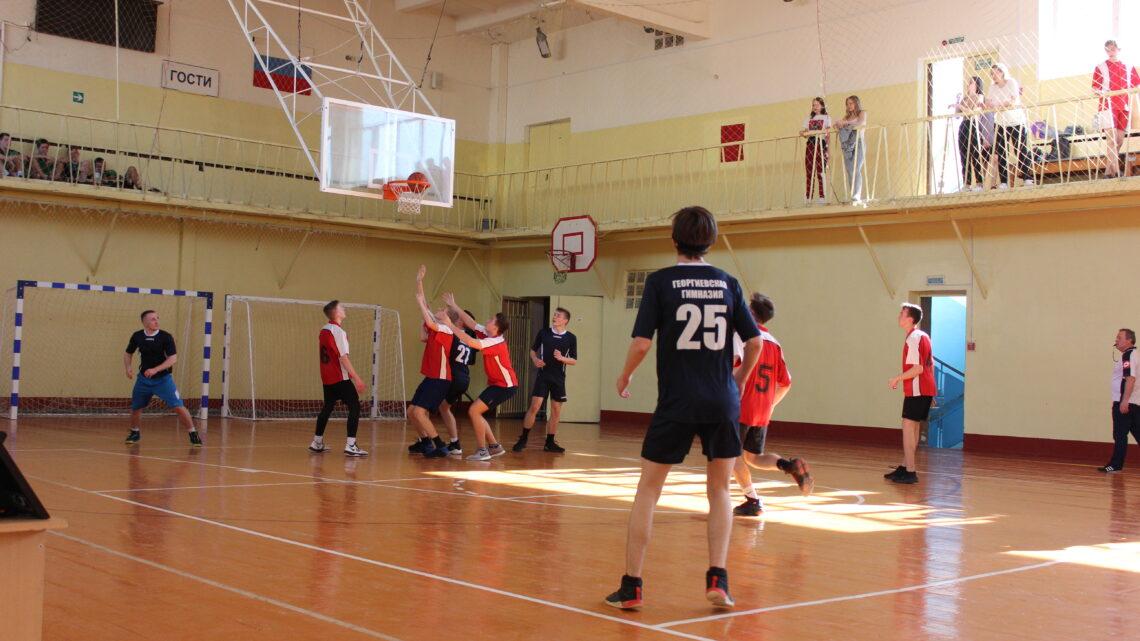 """Турнир по баскетболу """"Оранжевый мяч"""". Финал."""