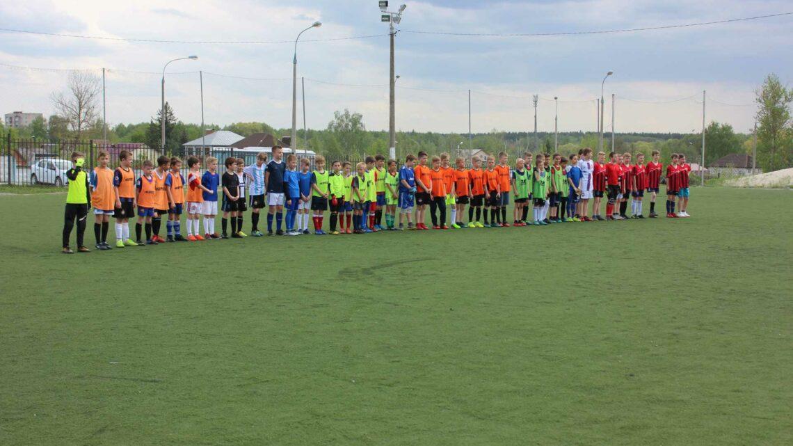 Турнир по мини – футболу,посвященный Дню Победы