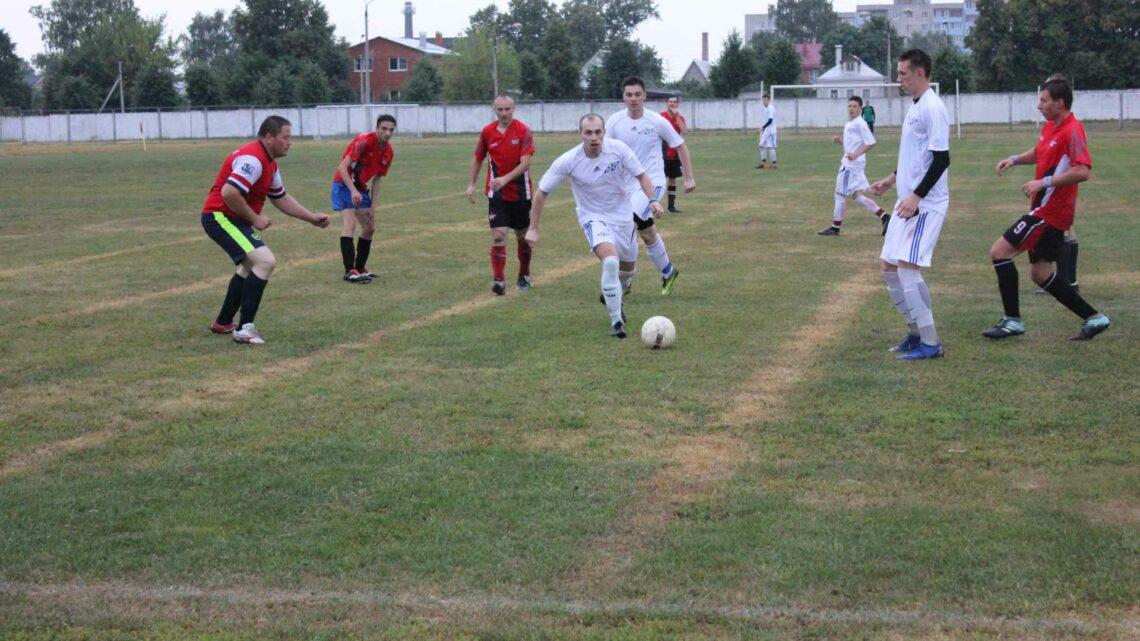 Первенство городского округа Егорьевск по футболу среди мужских команд.
