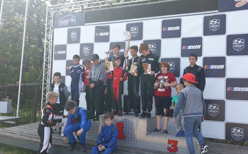 14-й этап Кубка SWS по картингу