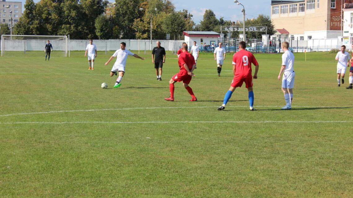 Первенство городского округа Егорьевск по футболу среди мужских команд сезона 2019г