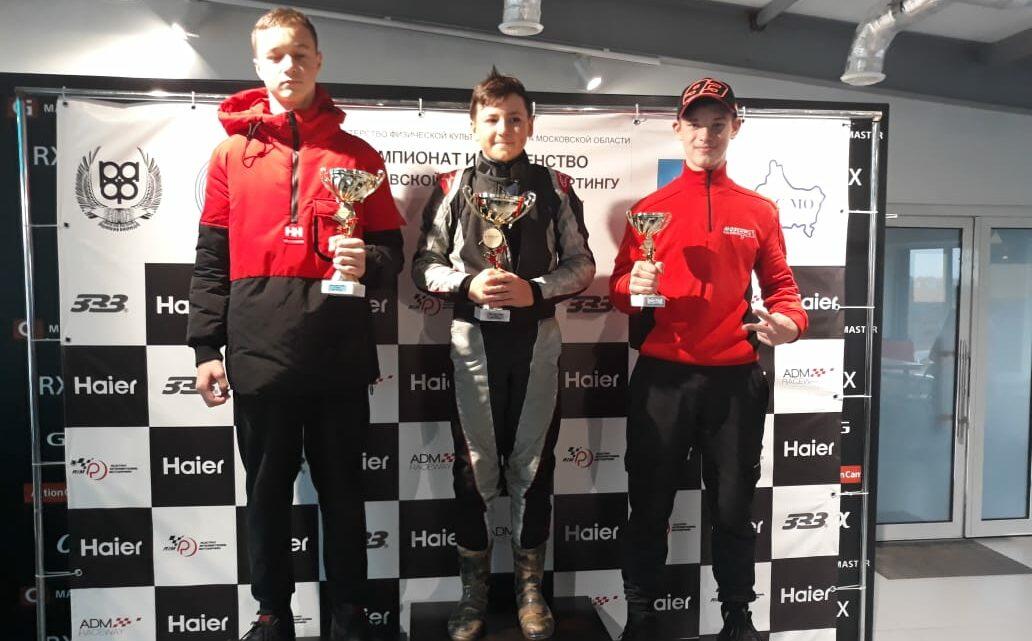 19-й этап Кубка SWS JUNIOR ADM Raceway по картингу