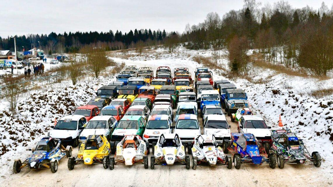 1-й этап Чемпионата России по автокроссу.