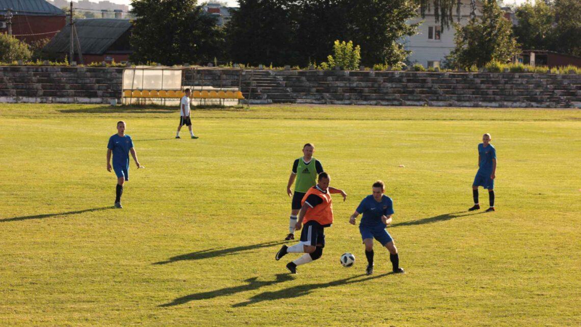 Первенство городского округа Егорьевск по футболу среди мужских команд (летний сезон)