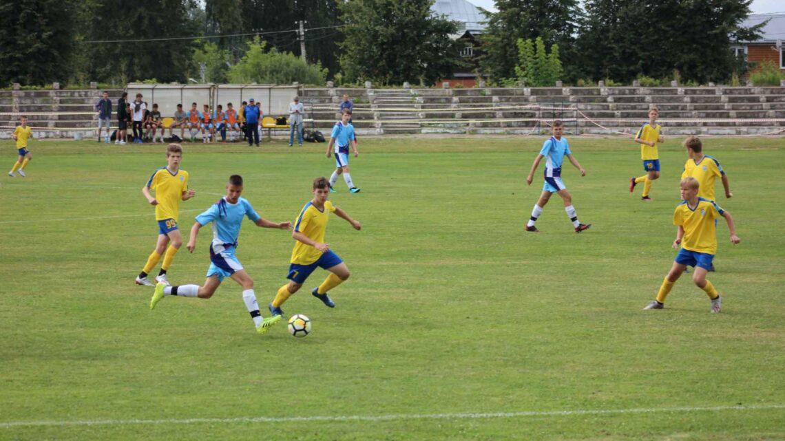 Первенство Московской области по футболу среди юношей