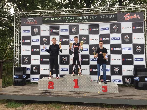 17-й этап Кубка SWS Aimoil Sprint Cup по картингу