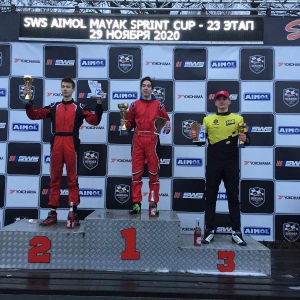 23-й этап Кубка SWS Sprint Cup по картингу.