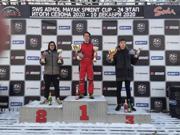 24-й этап Кубка SWS Sprint Cup по картингу