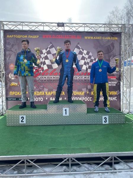 6-й этап SWS Sprint Cup Russia по картингу.