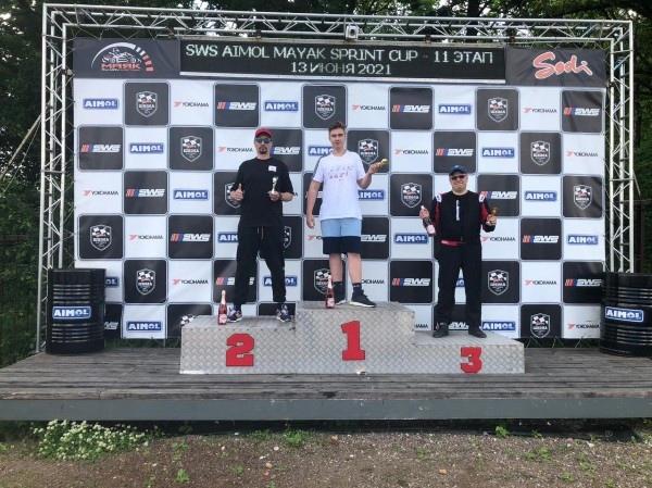11-й этап SWS Sprint Cup по картингу.