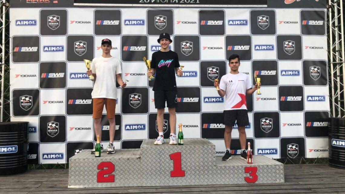 12-й этап SWS Sprint Cup по картингу.
