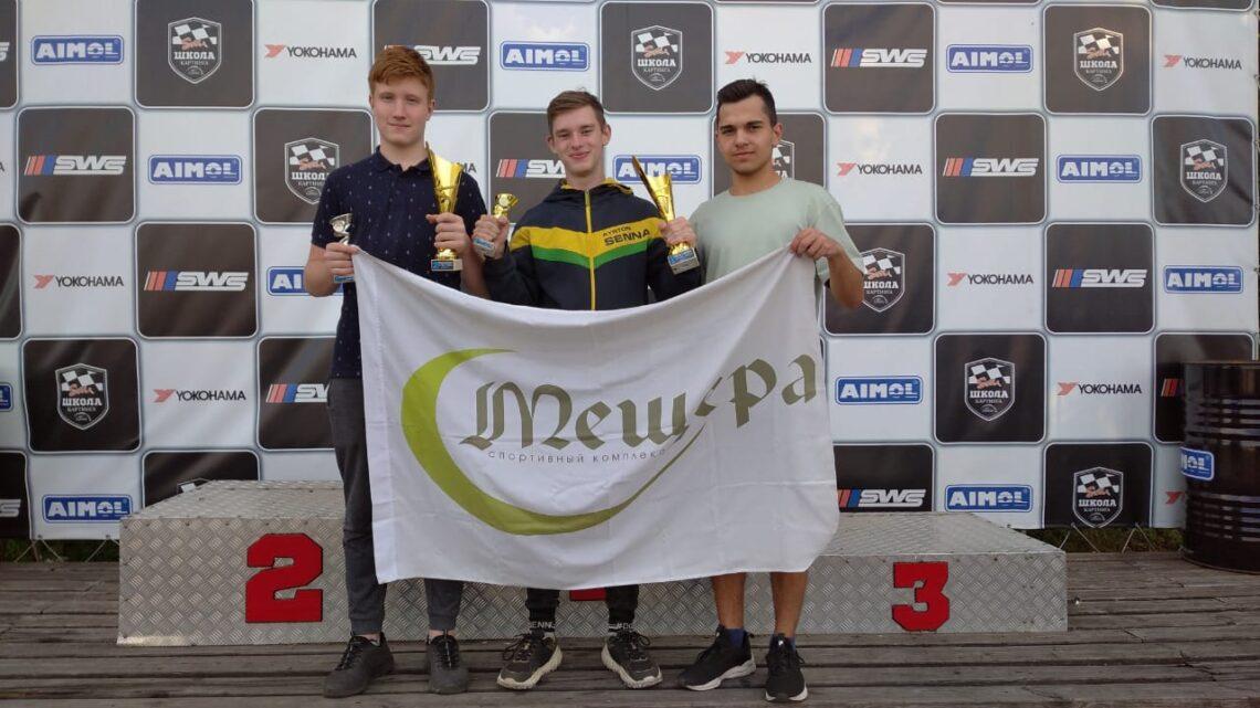14-й этап SWS Sprint Cup по картингу
