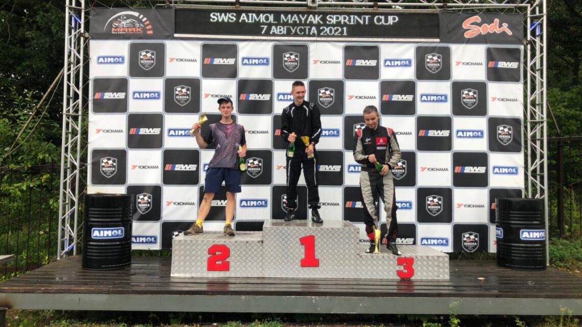 15-й этап SWS Sprint Cup по картингу