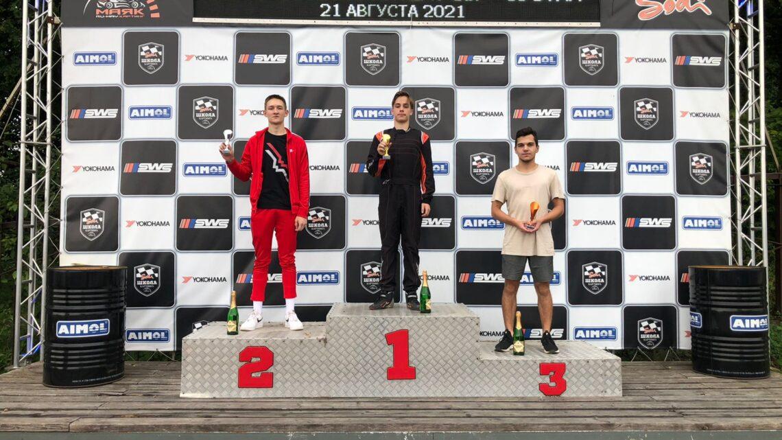 16-й этап SWS Sprint Cup и Junior Cup по картингу.